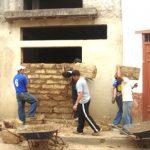 Tapian viviendas abandonadas