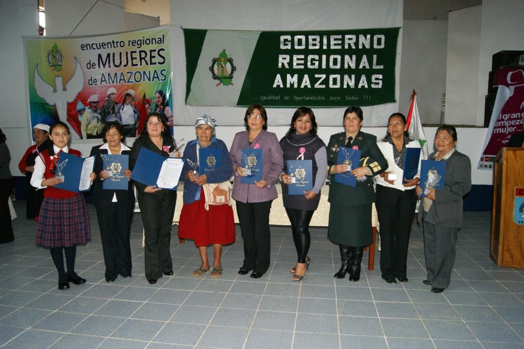 Recibieron reconocimiento en Día de la Mujer