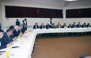 Acuerdo Nacional organiza reunión de Presidentes Regionales en la ciudad de Trujillo. Foto: ANDINA/Norman Córdova.