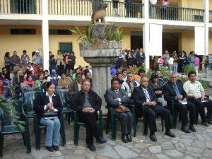 Autoridades participan de la Semana de la Indentidad Chachapoyana