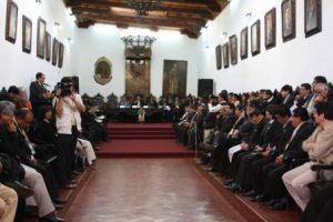 Primera Asamblea de la Mancomunidad Regional Amazonas – San Martín – La Libertad