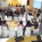 Reunión de Mancomunidad Regional en Amazonas