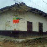 Así quedaron algunas viviendas en Chachapoyas