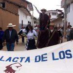 El Raymillacta de los Chachapoyas 2010
