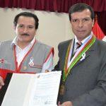 Ministro de Trabajo, Rudecindo Vega se reunió con población amazonense
