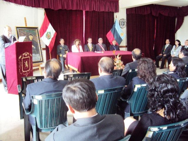 262° Aniversario del Natalicio de Toribio Rodríguez de Mendoza