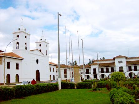 Plaza Mayor de Chachapoyas