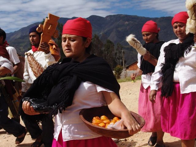 El Raymi Llaqta de los Chachapoyas
