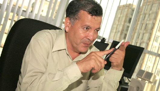 Dr. Cesar Reyes, Gerente Derrama Magisterial