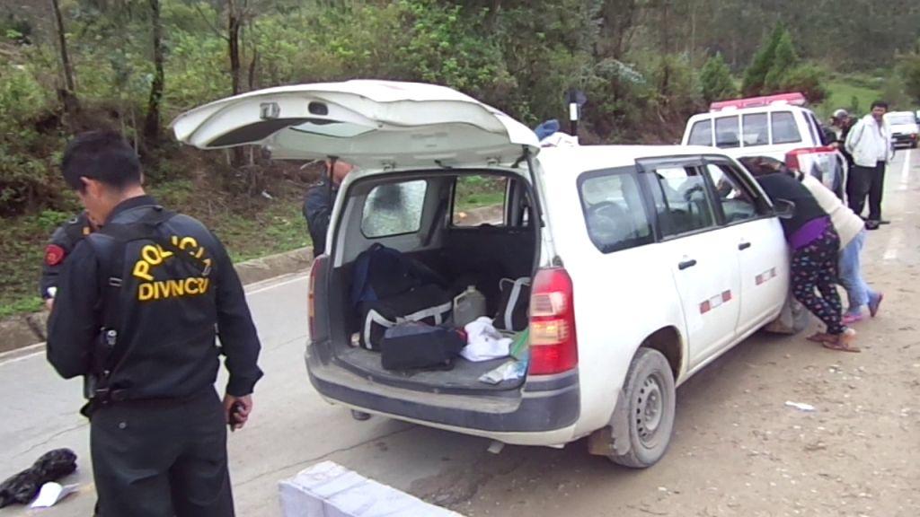 Captura a presuntos delincuentes por el delito contra el patrimonio