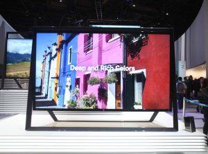 Televisores de Ultra Alta Definición