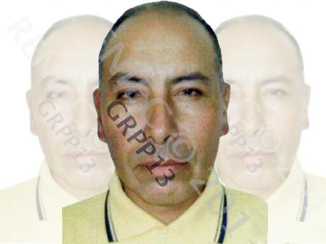 Wilder Cieza, ex alcalde de Camporredondo