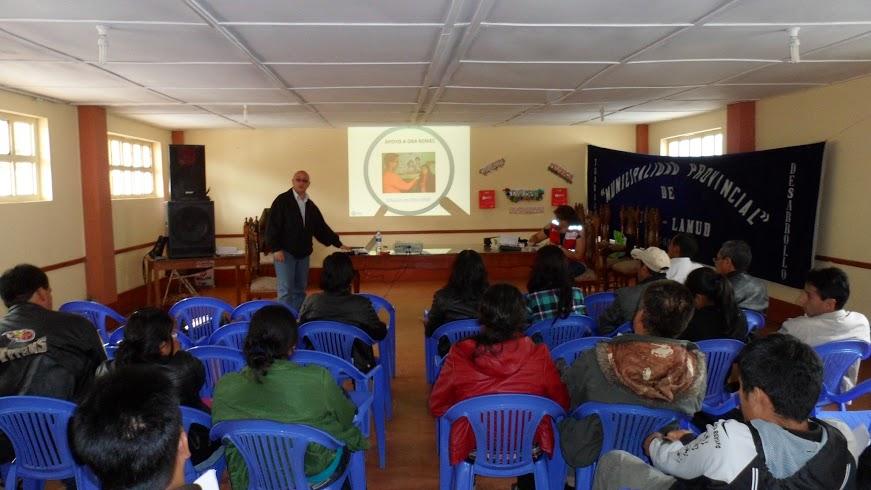 SIS articula esfuerzos con grupo impulsor DIA para asegurar a más amazonenses