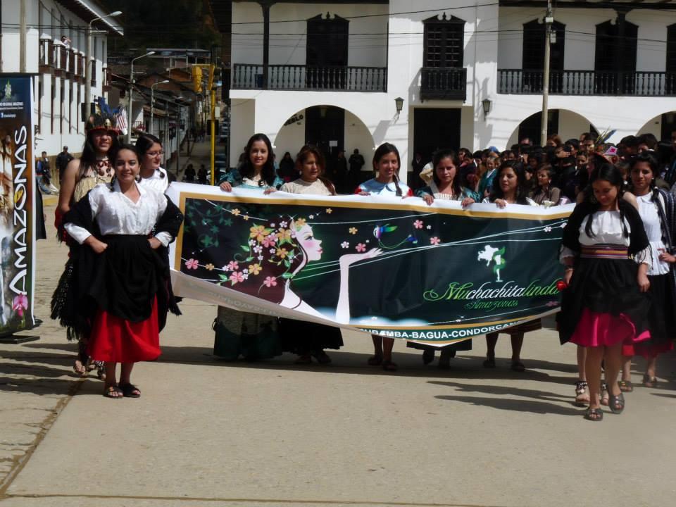 se inició la XVIII Semana Turística de Chachapoyas
