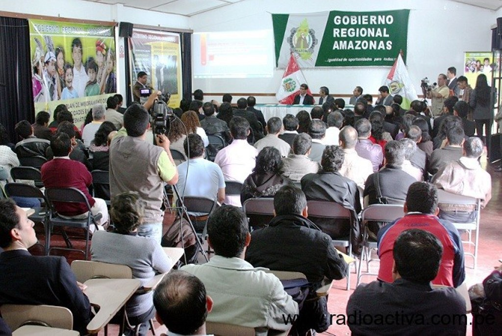 10 millones de inversión para PLANMCYMA en Amazonas